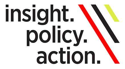 Insight. Policy. Action.